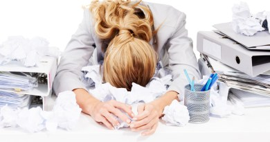 Workplace Stress Reasons For Women
