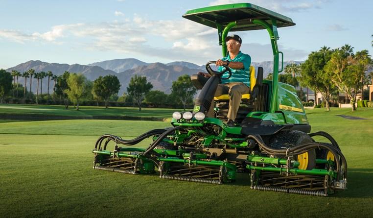 best golf course equipment