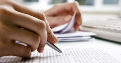 license writing guide for students
