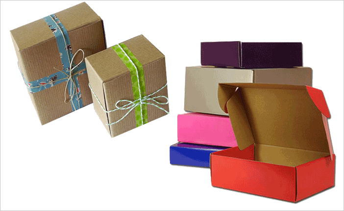 types of Custom Boxes and Packaging