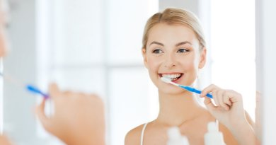How do you keep oral hygiene good