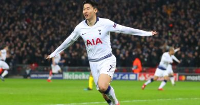 Who is Son Heung-min