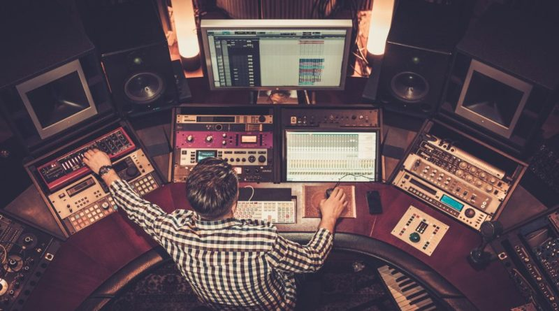 run a recording session like a pro