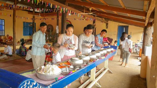 pchum ben in cambodia