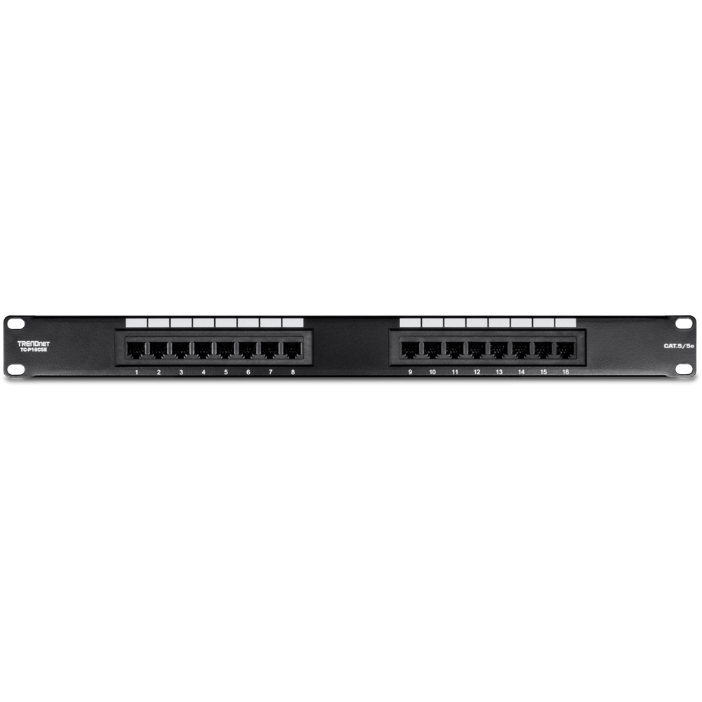 hight resolution of 16 port cat5 5e unshielded patch panel