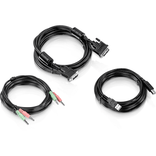 small resolution of dvi i usb and audio kvm cable kit
