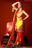 beautiful and attractive mehndi dresses