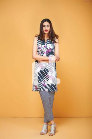 Cambric- Nishat Linen Spring Summer 2017 Best Lawn Dress 5