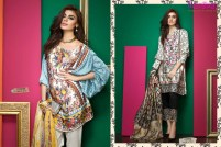 Khaadi Spring Summer Lawn Collection Vol
