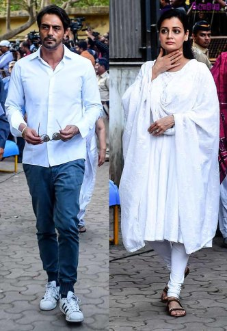 Both Arjun Rampal and Dia Mirza worked with Vinod Khanna in Deewaanapan