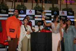 India dance week tropy unveiling 1
