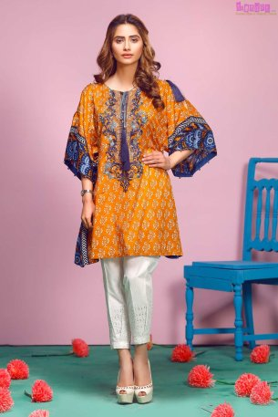 Single Shirt Lawn Embroidery 1307294 PKR 1,695