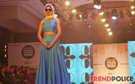 Nitya Bajaj Jabong Online Fashion Week 5