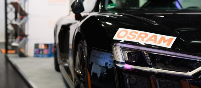 Automotive Lighting with Laser