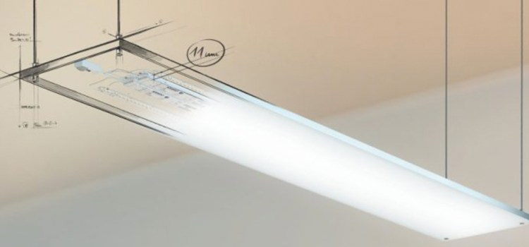 UltraFlat-System for Creative Luminaire Designs