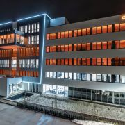 Osram's Regensburg Location Seen in a Whole New Light