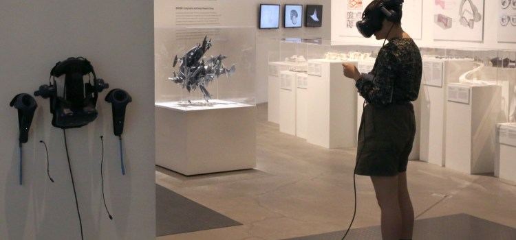 Zaha Hadid Virtual Reality Demonstrates Possibilities Of Immersive Technology In Architecture