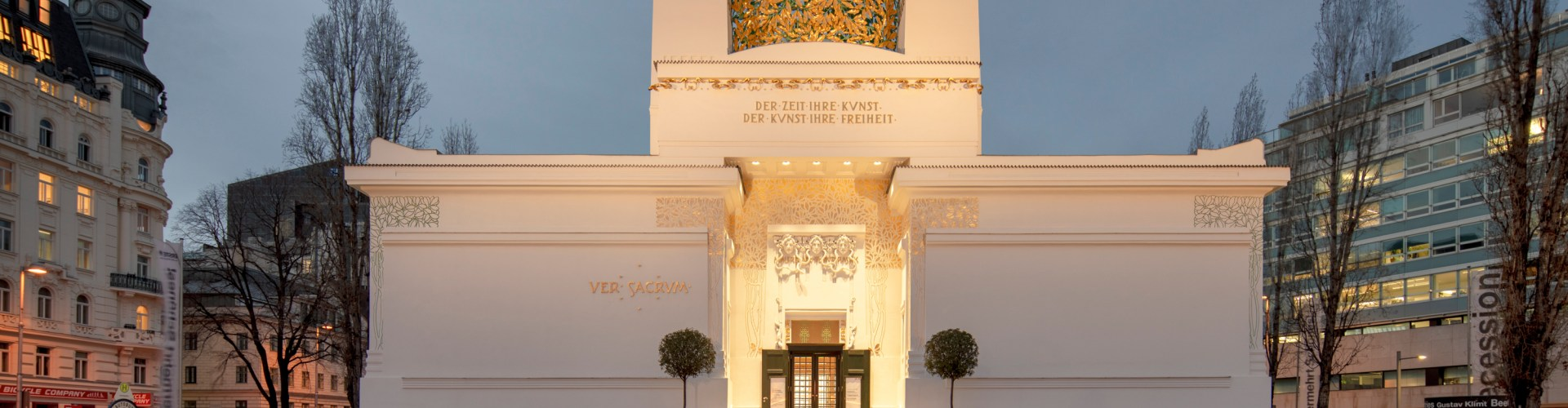 Zumtobel's Tunable White LED Brings New Life To Vienna's Secession