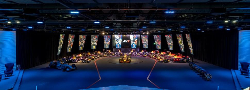New Lighting Team Supplier For Aston Martin Red Bull Racing
