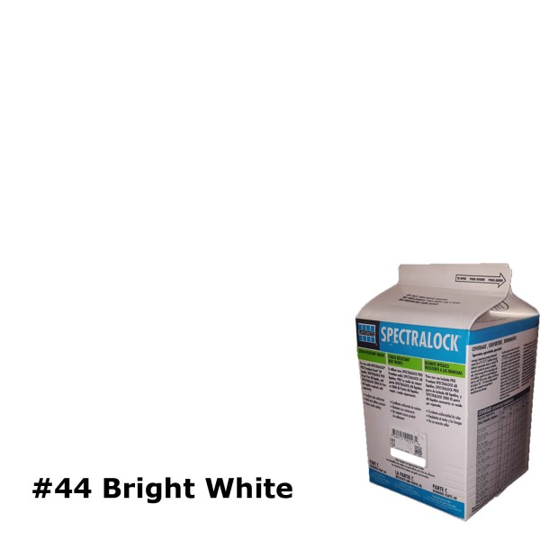 SpectraLOCK Epoxy Grout Bright White