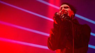 Photo of Marilyn Manson estrena video junto a Courtney Love