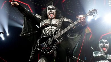 Photo of Kiss confirma su última presentación en México