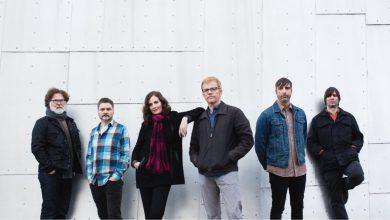 "Photo of The New Pornographers – ""The Surprise Knock"""