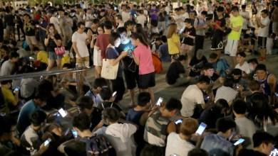 Photo of Jóvenes de Hong Kong utilizan Pokémon Go para organizar protestas