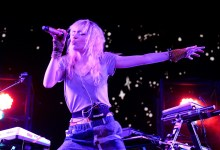 "Photo of Grimes  ft. i_o – ""Violence"""