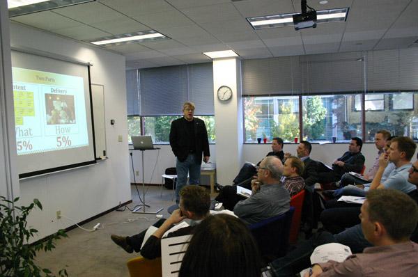 Silicon Valley – Mødet med Bill Joos