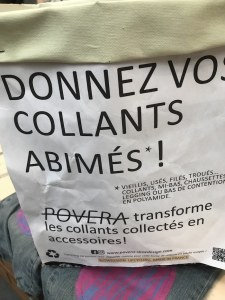 ЦИКЛИЧНАЯ МОДА ВО ФРАНЦИИ - LE JOUR DE LA MODE CIRCULAIRE