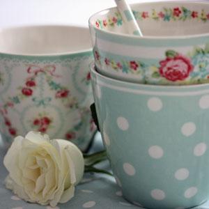 GeschirrTrends  Porzellan und Keramik fr Wohnzimmer Garten und Tisch