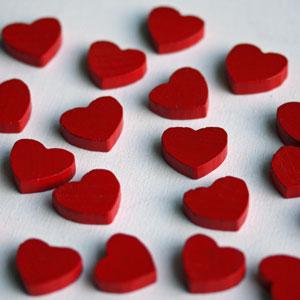ValentinstagDeko  DekoIdeen fr den Valentinstag