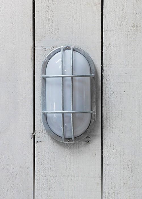 Bulleye Buitenlamp Ovaal St Ives Bulk Head Light