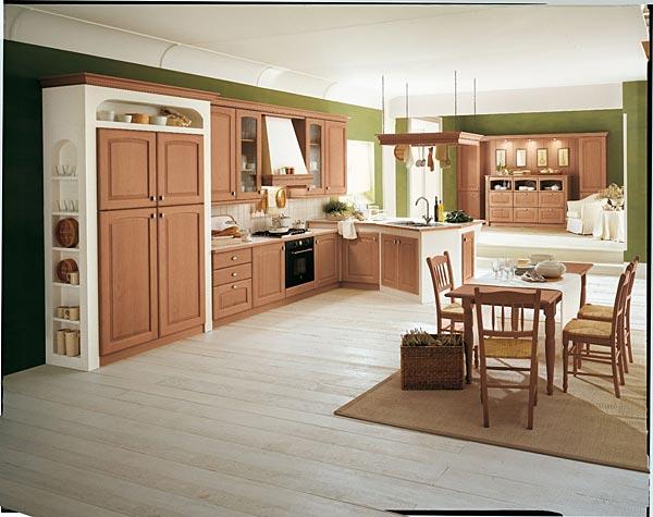 Cucina Rustica modello NENE foto e prezzi