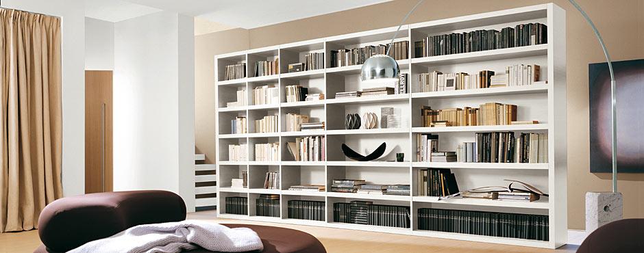 Vendita librerie per arredamento studio e salotto offerte