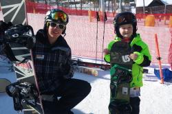 jd snowboarding