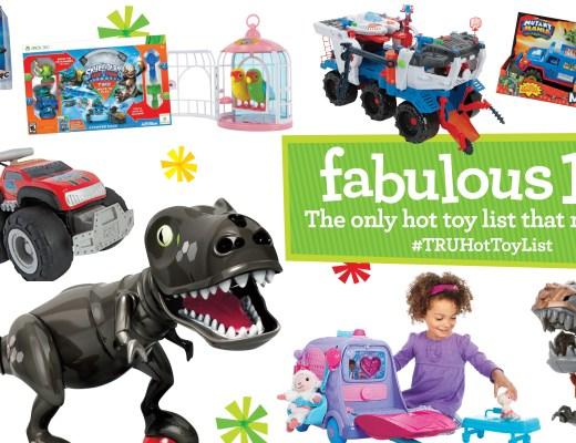 Toys R us Fab 15