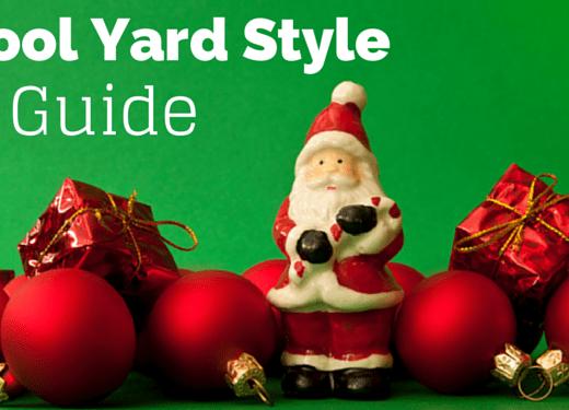 School Yard Style Gift Guide
