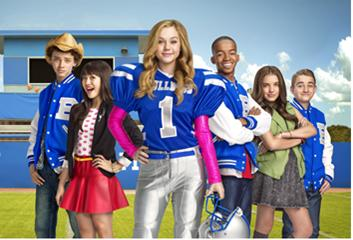 NICKELODEON PREMIERES A NEW LIVE-ACTION COMEDY SERIES