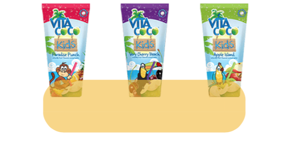 National Nutrition Month with Vita Coco Kids