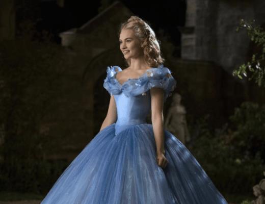 Cinderella School Yard Style