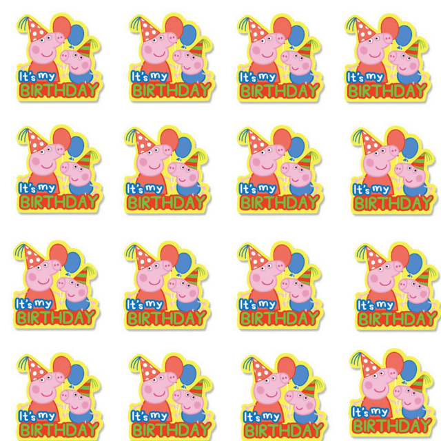 Peppa Pig Printables