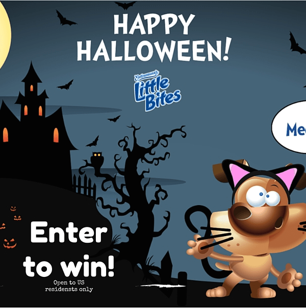 Trick or Treat with Little Bites Giveaway!