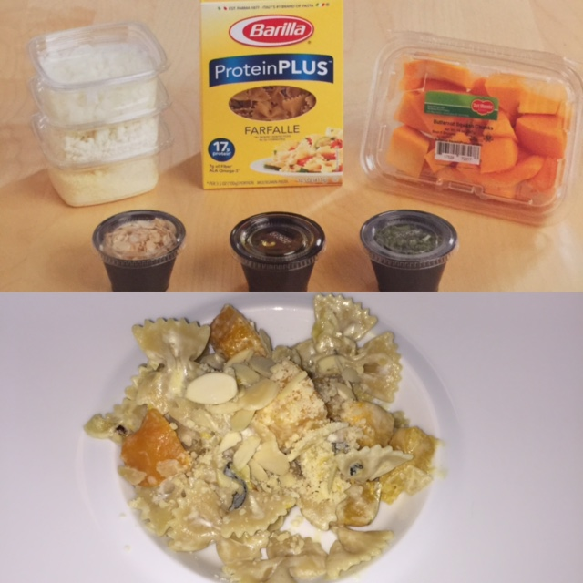 barilla meal