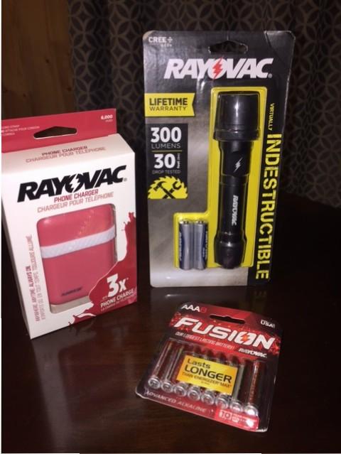 Rayovac Emergency Kit