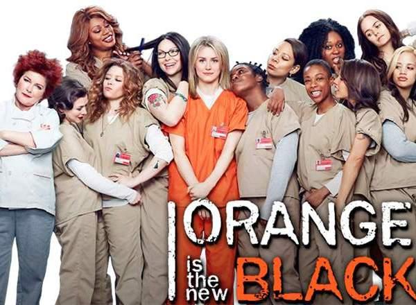 Dascha Polanco hit the orange carpet for the season premiere #OITNB