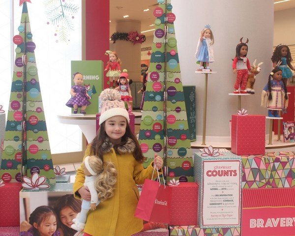 American Girl is on the Move!