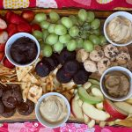 Easy Dessert Platter With Tribe Hummus Trendy Chaos