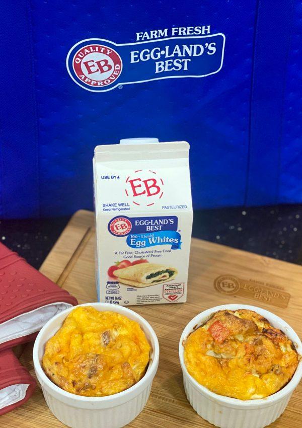 Using Egg Whites Easily with EB